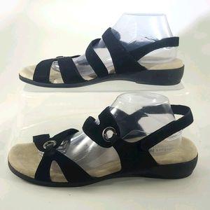 Comfort Plus by Predictions black sandals size 12
